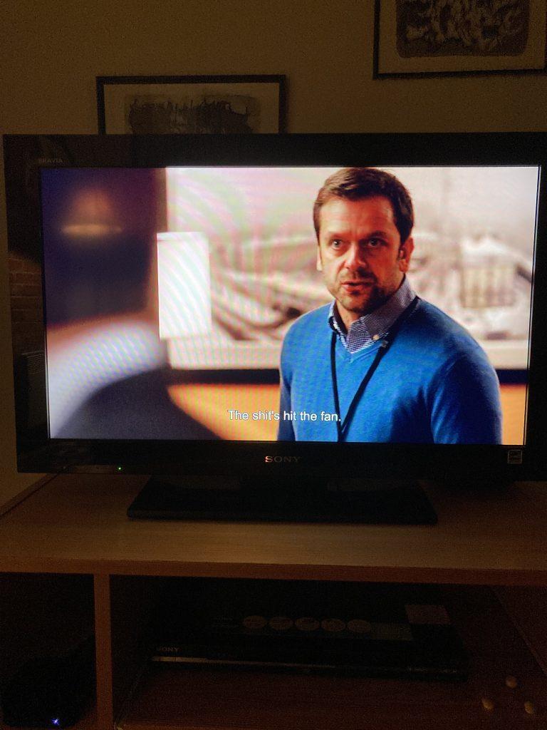 Image de la série télévisée le Bureau des légendes, 1re saison, 4e épisode