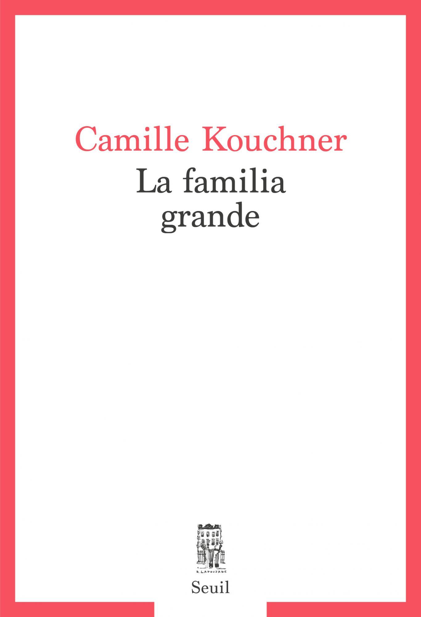 Camille Kouchner, la Familia grande, 2021, couverture