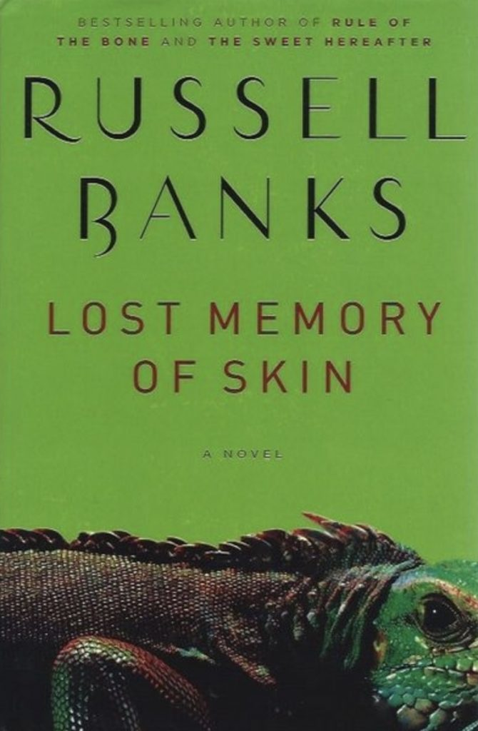 Russell Banks, Lost Memory of Skin, 2011, couverture